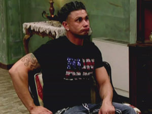 Pauly D in Jersey Shore S04E08
