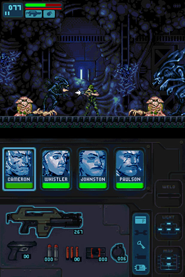 Review: Alien Infestation