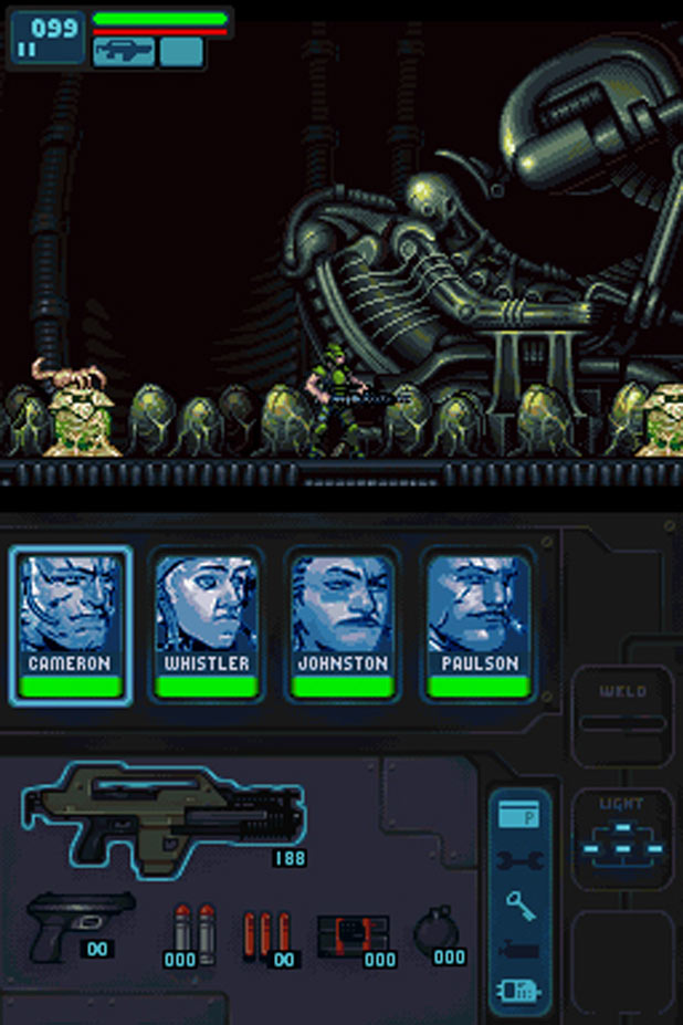 Gaming Review: Alien Infestation