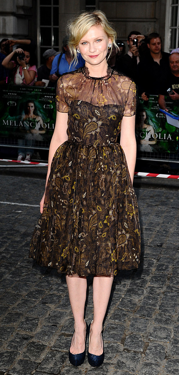 Melancholia London Premiere gallery