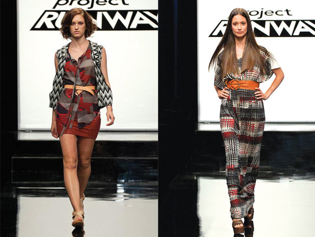 Project Runway Ep 10 gallery