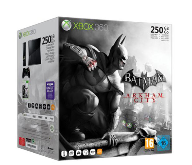 'Batman: Arkham City' Xbox 360 bundle