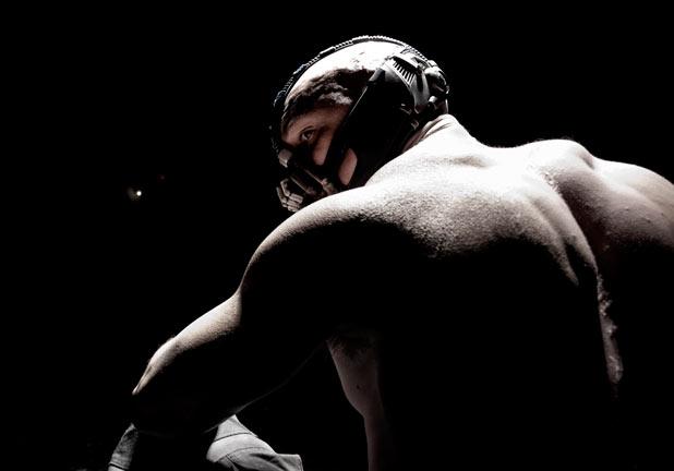 Tom as Bane