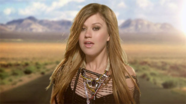 Kelly Clarkson: 'Mr Know It all' still