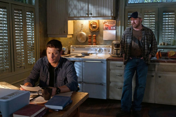 Supernatural S07E02 - 'Hello Cruel World'