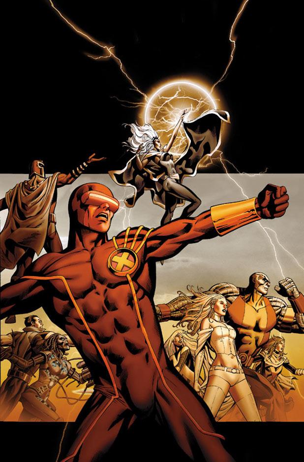 'Uncanny X-Men' cover