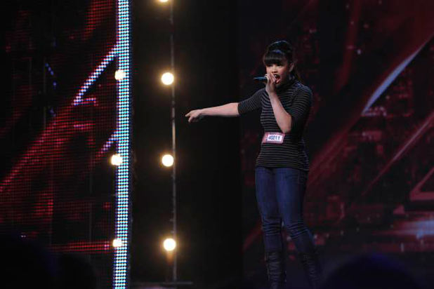 The X Factor USA: Tia Tolliver