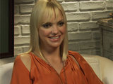 Anna Faris DS interview