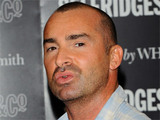 Louie Spence attends a signing for his new autobiography 'Still Got It, Never Lost It!' at a Selfridges store in London, England