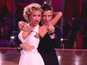 Kristin Cavallari channels Marilyn Monroe for Dancing with the Stars.