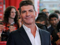 Simon Cowell is backed by bookmakers to overtake Piers Morgan's Twitter followers.
