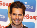 Oliver Mellor is glad Dr Matt Carter is getting more airtime on Coronation Street.