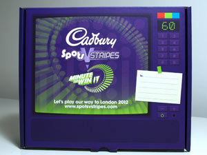 Cadbury Competition