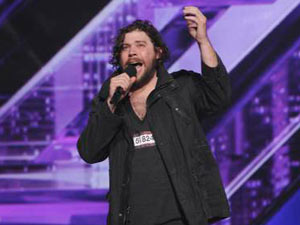 The X Factor USA: Josh Krajcik