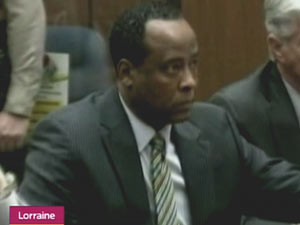 Dr Conrad Murray on trial