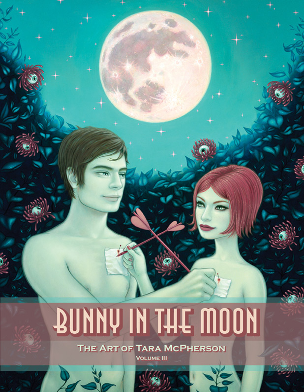 Bunny in the Moon