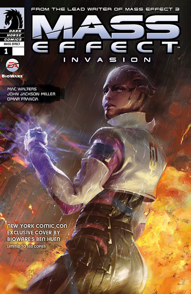 Mass Effect Invasion