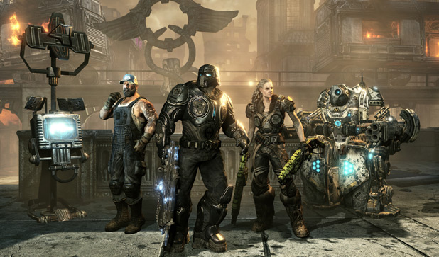 Gears of War 3 gallery