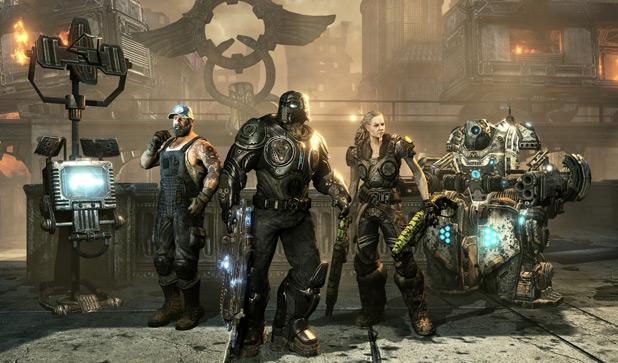 Gears of War 3 gallery