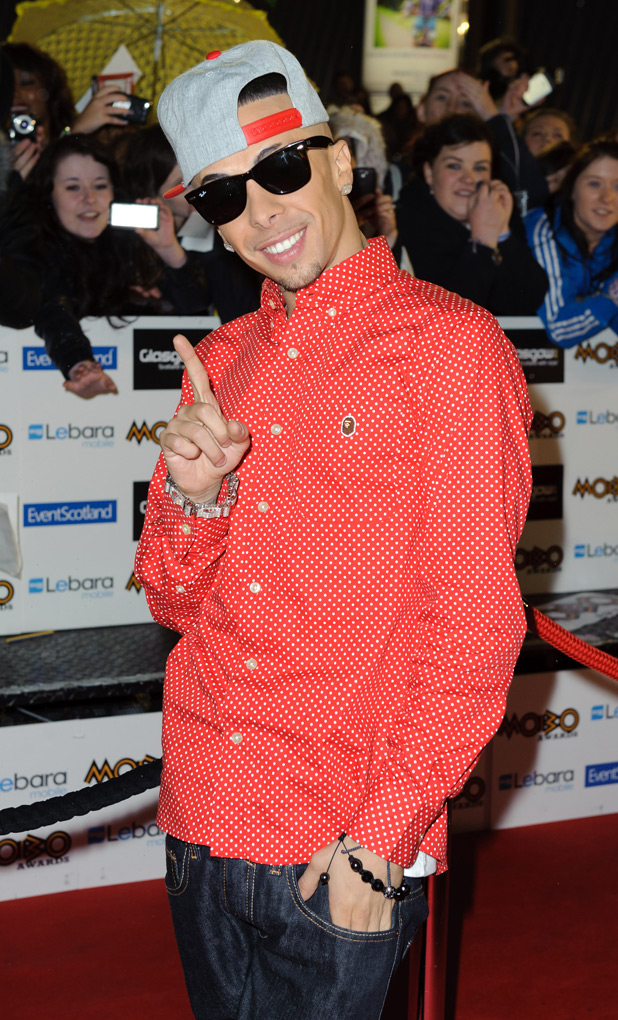 MOBO Awards 2011 gallery