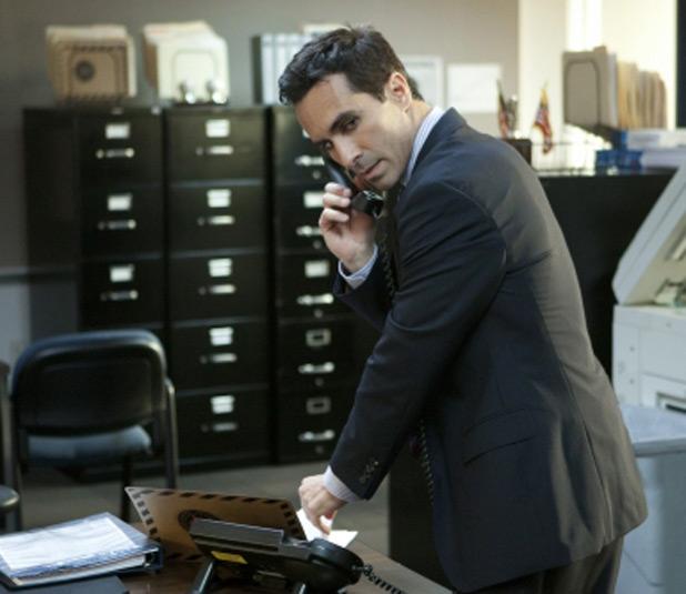 Agent Victor Machado