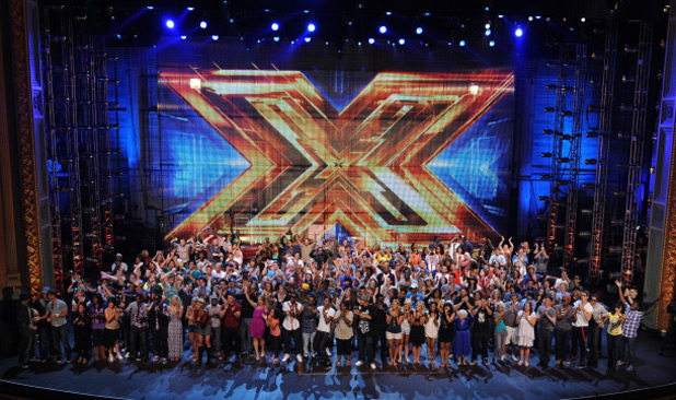 The X Factor USA Boot Camp