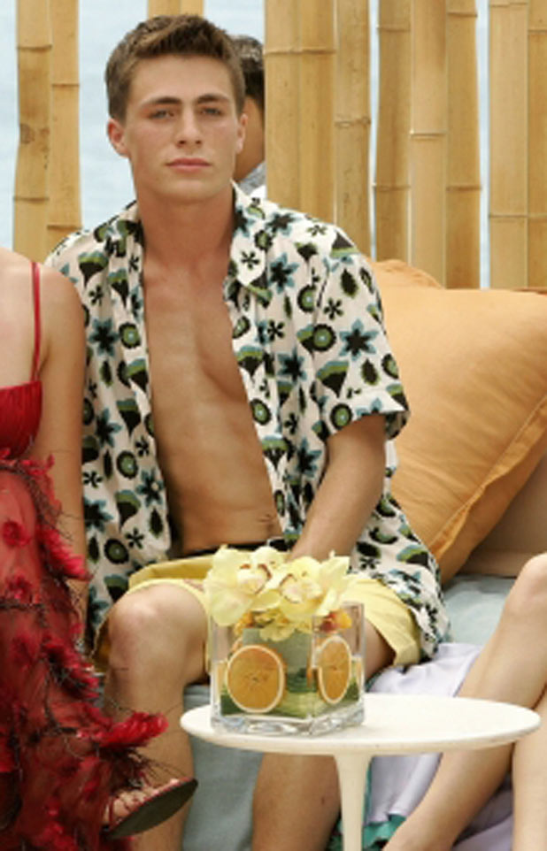 Colton Haynes in 'Privileged'