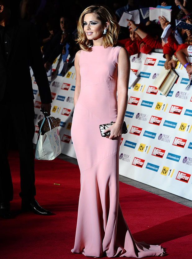 The Pride of Britain Awards 2011: Cheryl Cole