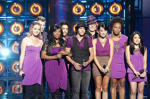 The Sing-Off 2011 Episode 3: Eliminees Kinfolk 9