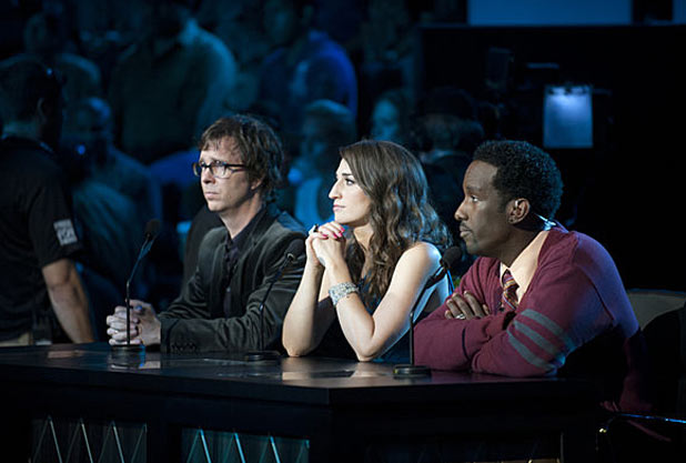 The Sing-Off 2011 Episode 3: Judges