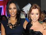 The Pride of Britain Awards 2011: Rochelle Wiseman and Una Healy of The Saturdays