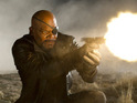 "Samuel L Jackson says he has ""four or five"" films left on his Marvel contract."