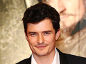 Orlando Bloom reveals that he will be wearing a new costume in The Hobbit.