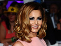 "Cheryl Cole is reportedly ""smitten"" with the 'Dynamite' singer"