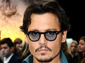 Johnny Depp is to produce a live-action biopic of the children's writer.