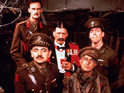 "Tony Robinson, aka Baldrick, says he has spoken to ""virtually all the cast"" about reuniting."