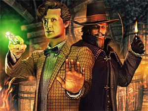 Doctor Who: The Adventure Games Gunpowder Plot