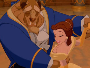&#39;Beauty and the Beast&#39; still