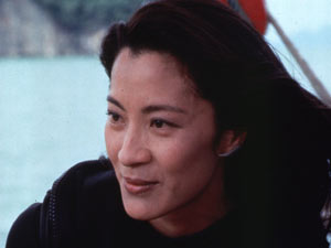 Jame's Bonds Girls: Michelle Yeoh
