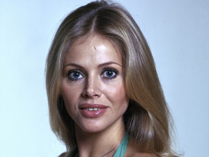 Jame's Bonds Girls: Britt Ekland
