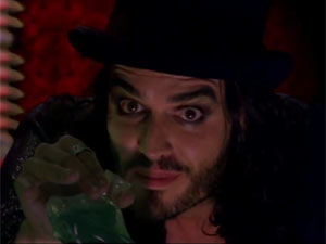 Noel Gallagher's High Flying Birds video still: Russell Brand