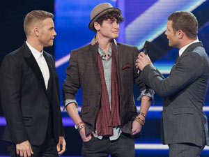The X Factor 2011: Live Show 2