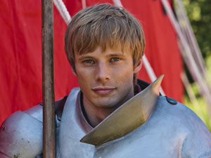 Bradley James - The Merlin actor turns 28 on Tuesday.