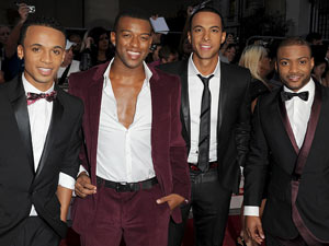 The Pride of Britain Awards 2011: JLS