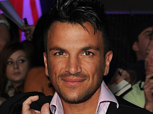 The Pride of Britain Awards 2011: Peter Andre