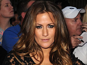 The Pride of Britain Awards 2011: Caroline Flack