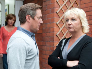 Paul explains their situation to Eileen