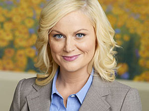 Leslie from Parks and Recreation
