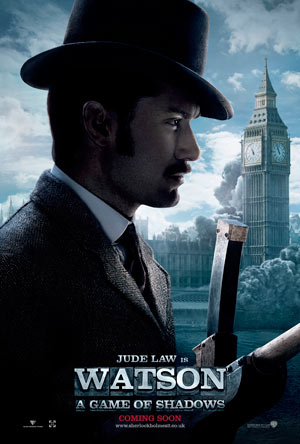 Sherlock Holmes 2: A Game Of Shadows: Dr Watson