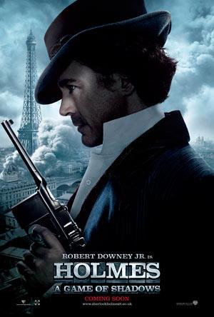 Sherlock Holmes 2: A Game Of Shadows: Sherlock Holmes